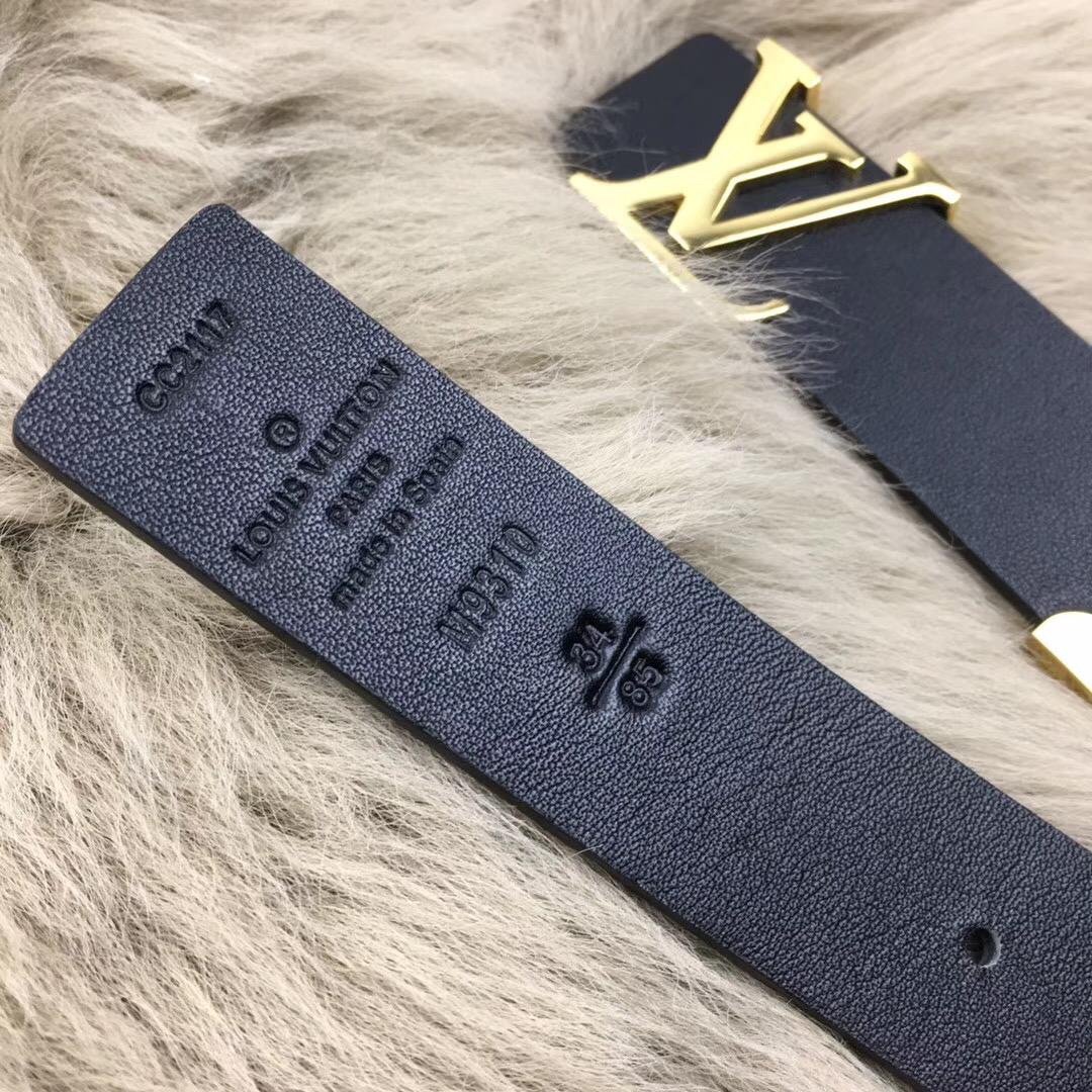 LV皮带新款已出货,此款LV皮带 Iconic对经典logo腰带样式