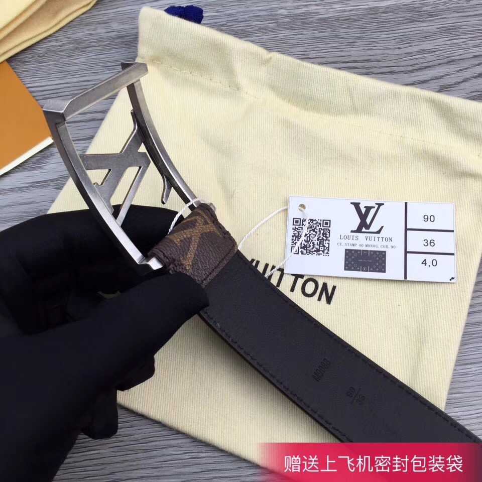 LV皮带  2017年最新款【頂級原單】最適合搭配休閒和都市時尚
